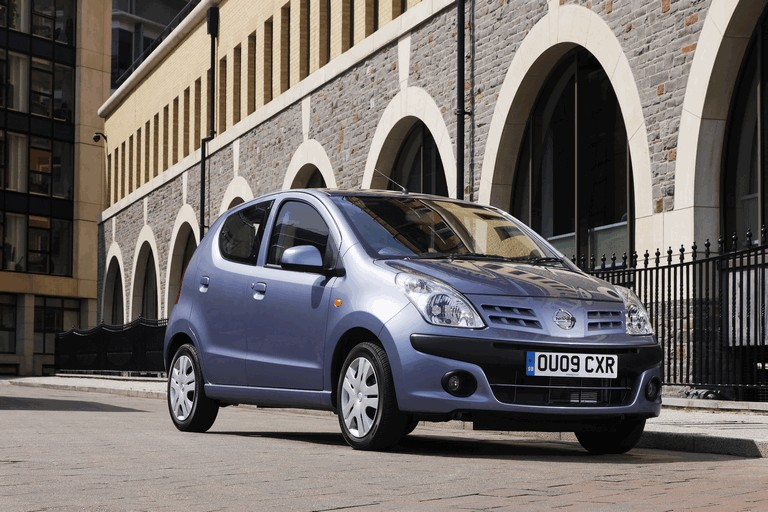 2008 Nissan Pixo 269910