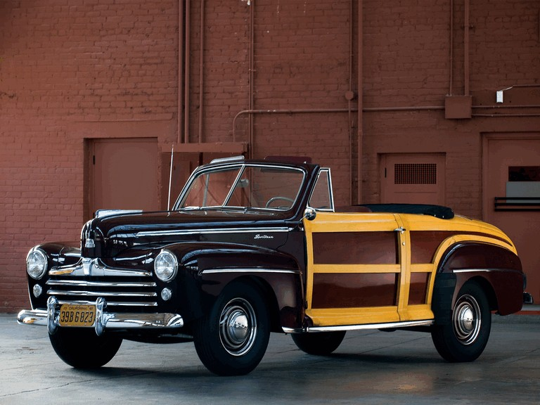 1947 Ford Super Deluxe Sportsman convertible 269983