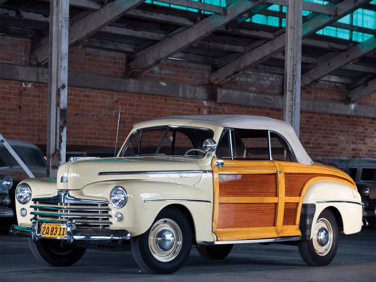 1947 Ford Super Deluxe Sportsman convertible 269986