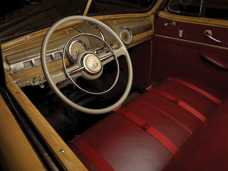 1947 Ford Super Deluxe Sportsman convertible 269992