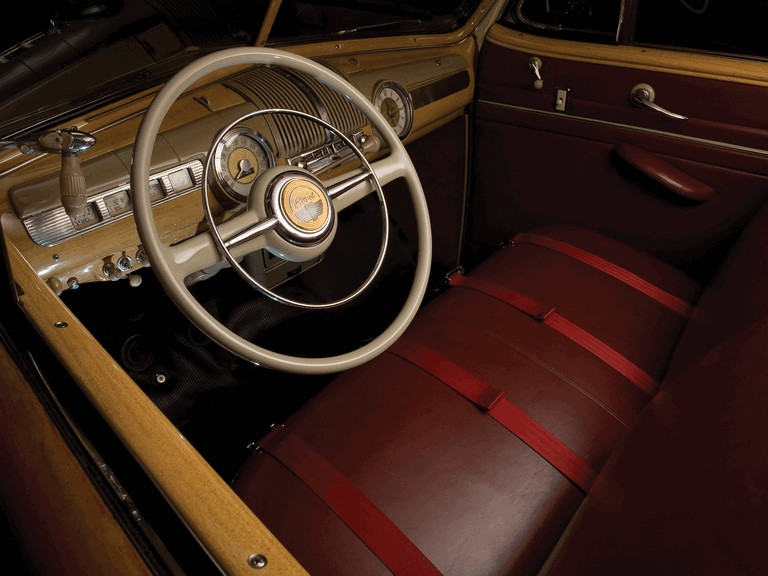 1947 Ford Super Deluxe Sportsman convertible 269993