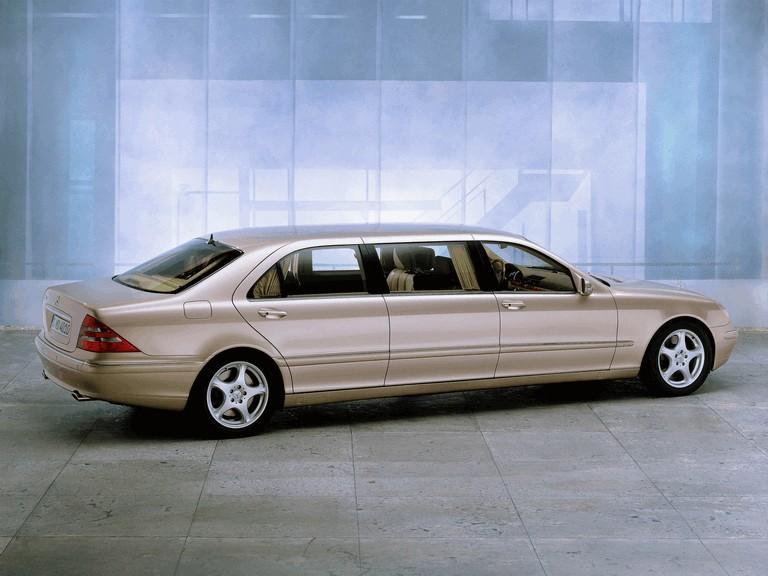 2001 Mercedes-Benz S600 ( W220 ) Pullman 270054
