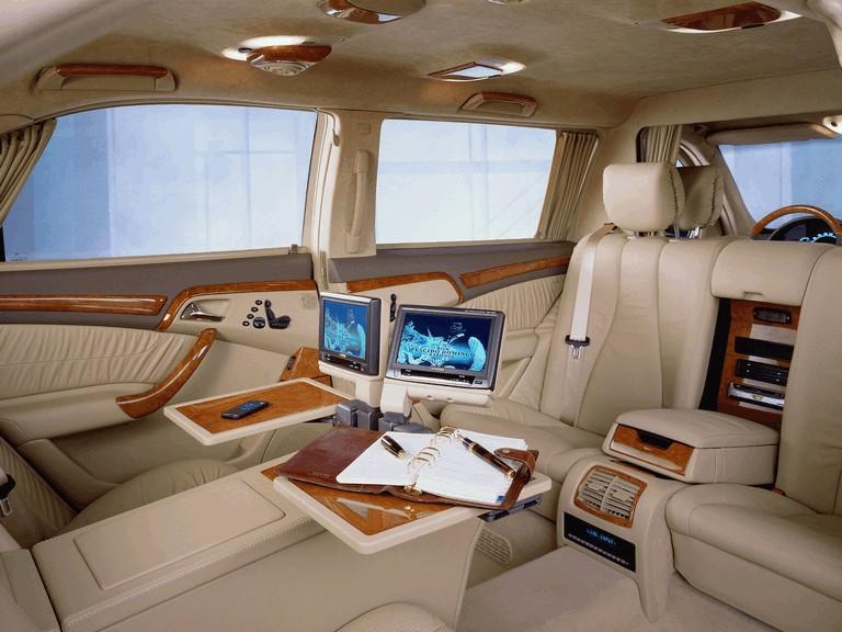 2001 Mercedes-Benz S600 ( W220 ) Pullman 270058