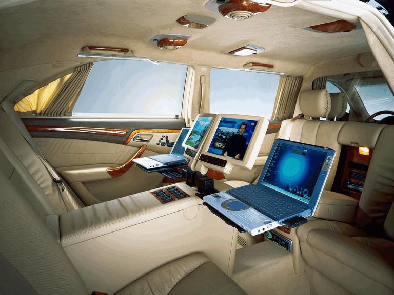 2001 Mercedes-Benz S600 ( W220 ) Pullman 270059