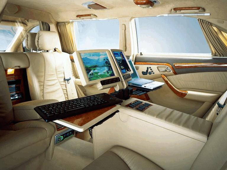 2001 Mercedes-Benz S600 ( W220 ) Pullman 270061