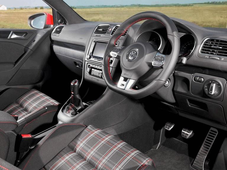 2009 Volkswagen Golf VI GTI 3-door - UK version 270131