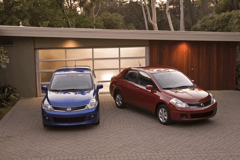 2010 Nissan Versa sedan 270220