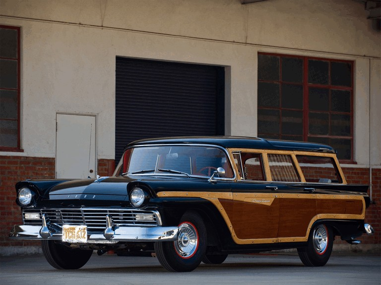 1957 Ford Country Squire 270295