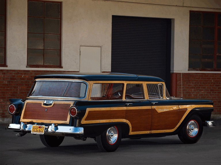 1957 Ford Country Squire 270296