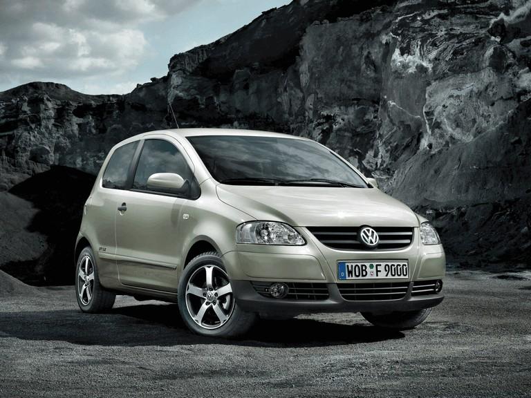 2009 Volkswagen Fox Style 270342