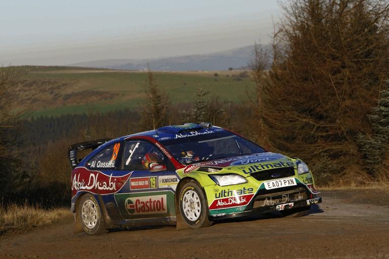 2008 Ford Focus WRC 270350