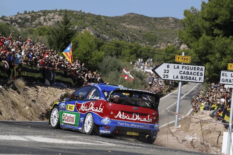 2009 Ford Focus WRC 270356