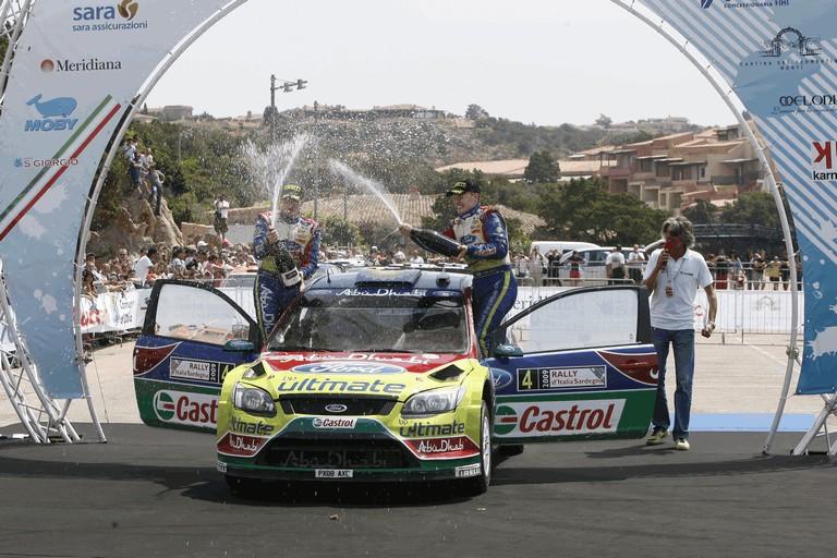 2009 Ford Focus WRC 270360