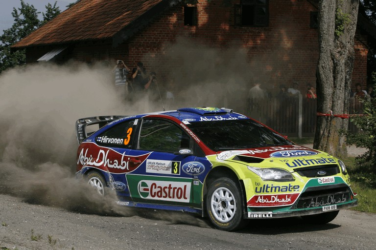 2009 Ford Focus WRC 270362