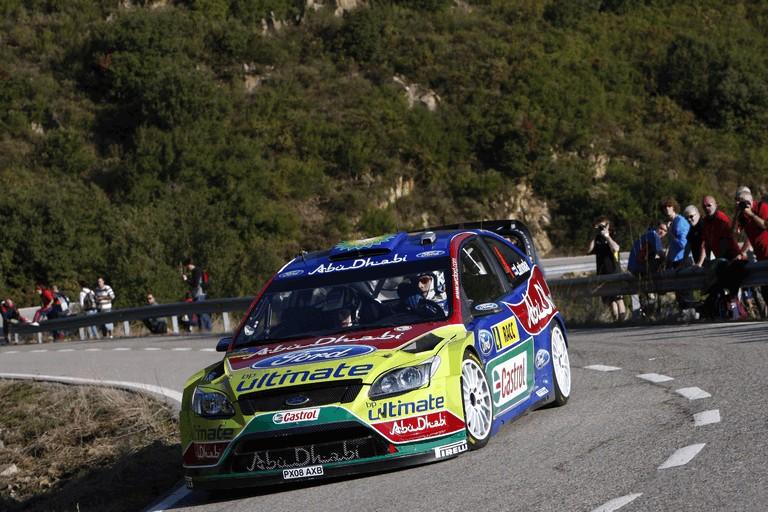 2009 Ford Focus WRC 270399