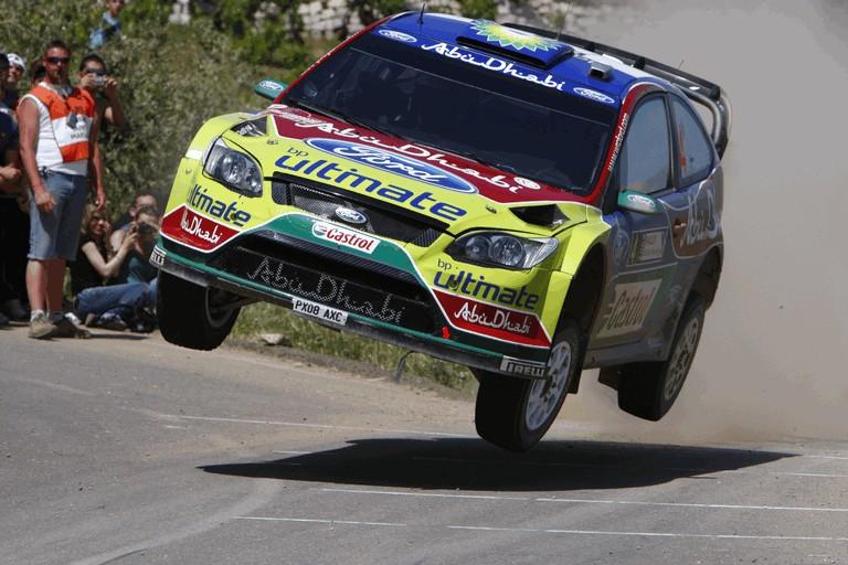 2009 Ford Focus WRC 270400