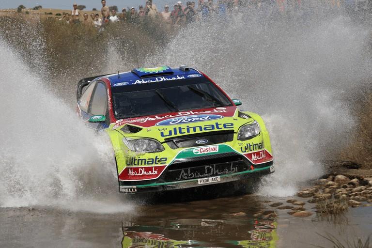 2009 Ford Focus WRC 270451