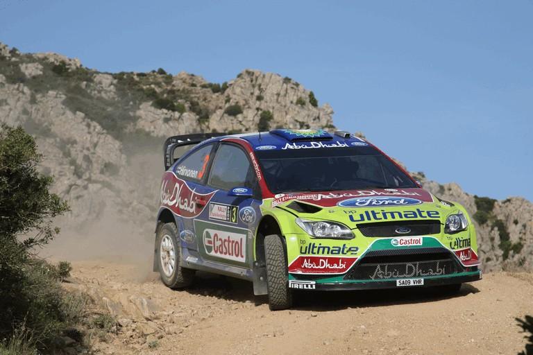 2009 Ford Focus WRC 270454