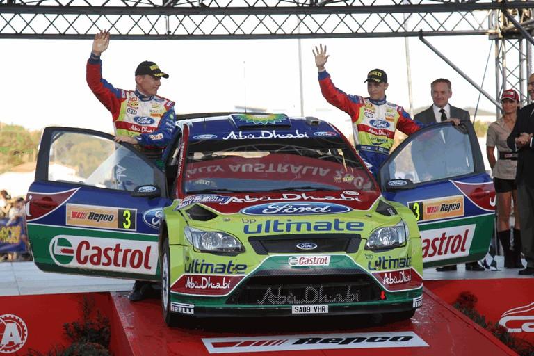 2009 Ford Focus WRC 270460