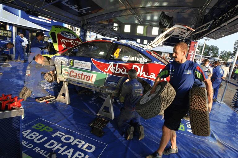 2009 Ford Focus WRC 270461