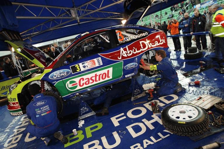 2009 Ford Focus WRC 270462