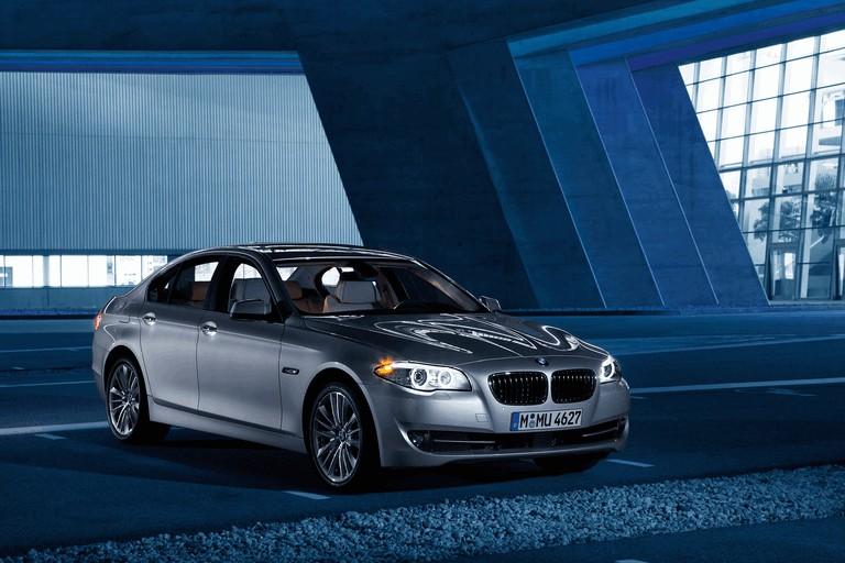 2010 BMW 5er ( F10 ) 270512