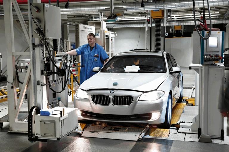 2010 BMW 5er ( F10 ) 270527