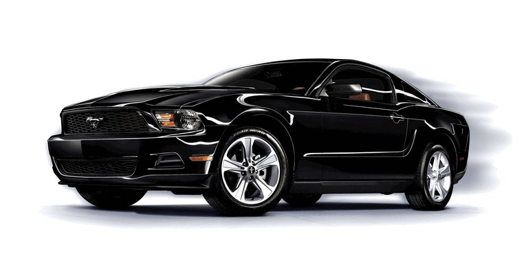 2010 Ford Mustang V6 271236
