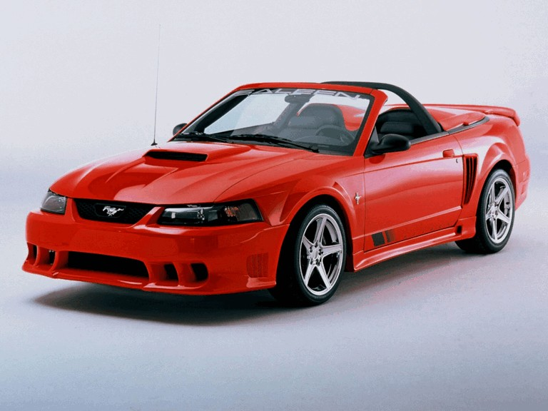 2004 Ford Mustang Saleen S281 201657