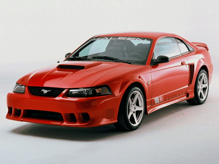 2004 Ford Mustang Saleen S281 201660