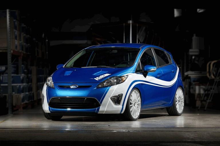 2010 Ford Fiesta by H&R - USA version 271273