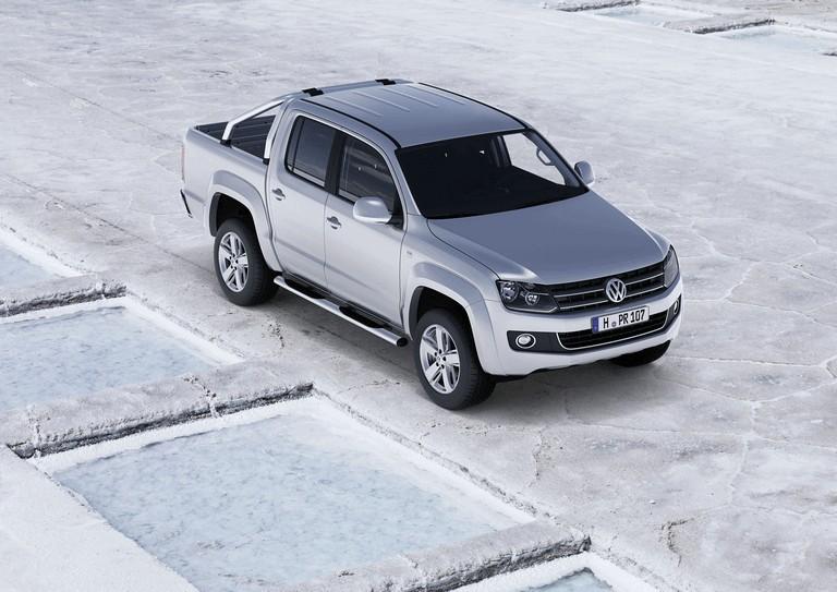 2010 Volkswagen Amarok 271286