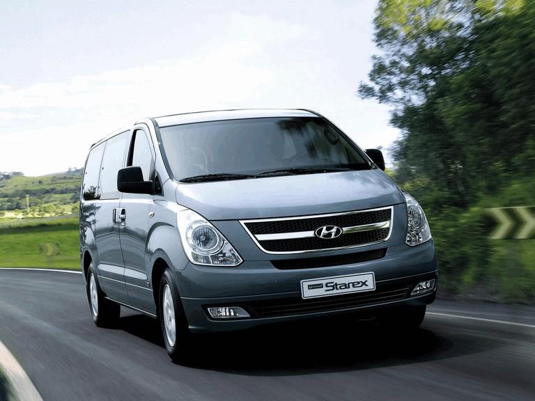 2007 Hyundai Grand Starex 271388