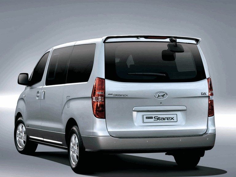 2007 Hyundai Grand Starex 271390