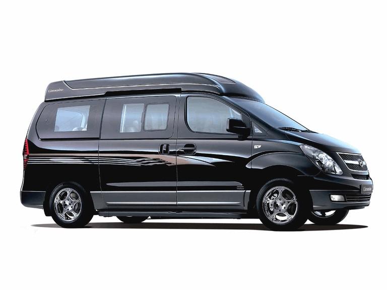 2007 Hyundai Grand Starex 271391