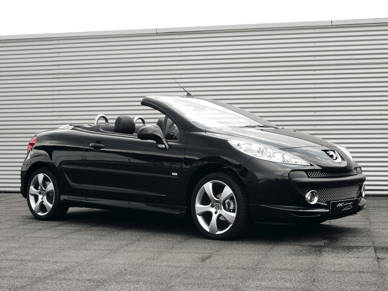 2009 peugeot 207 ccirmscher - free high resolution car images
