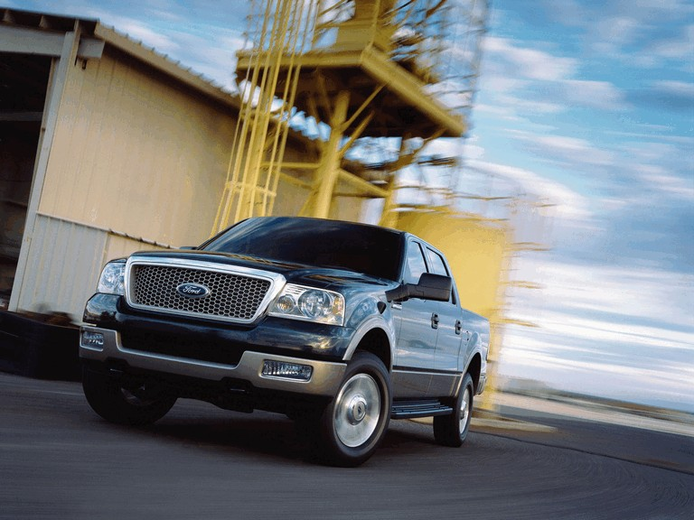 2004 Ford F-150 485387