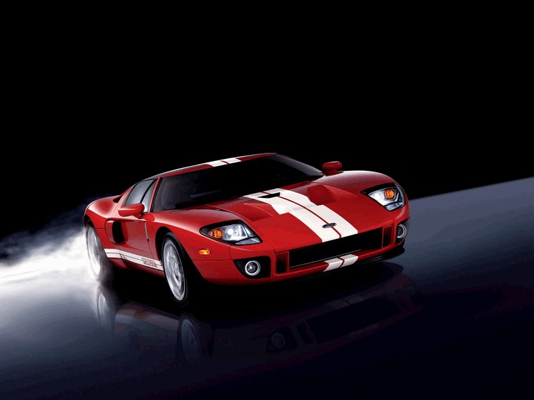 2004 Ford GT40 201740
