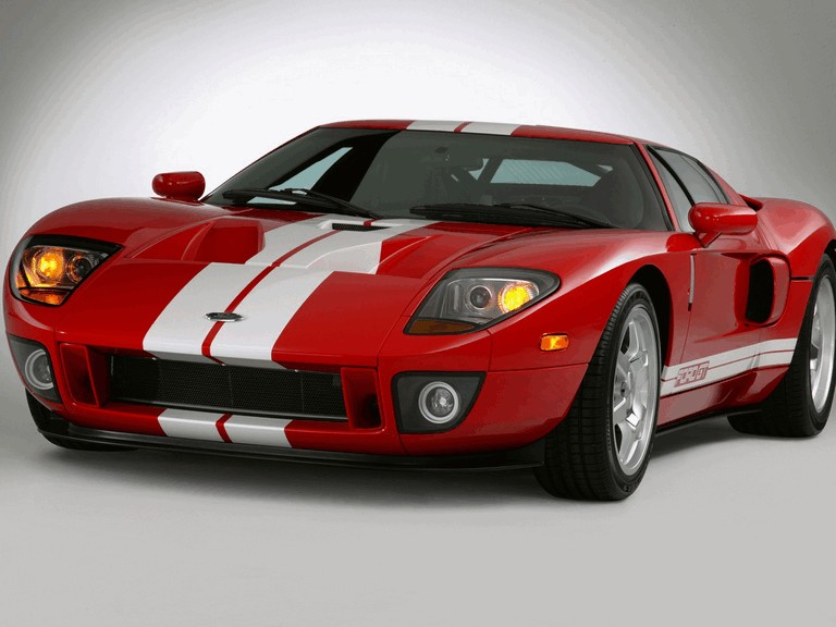 2004 Ford GT40 201750