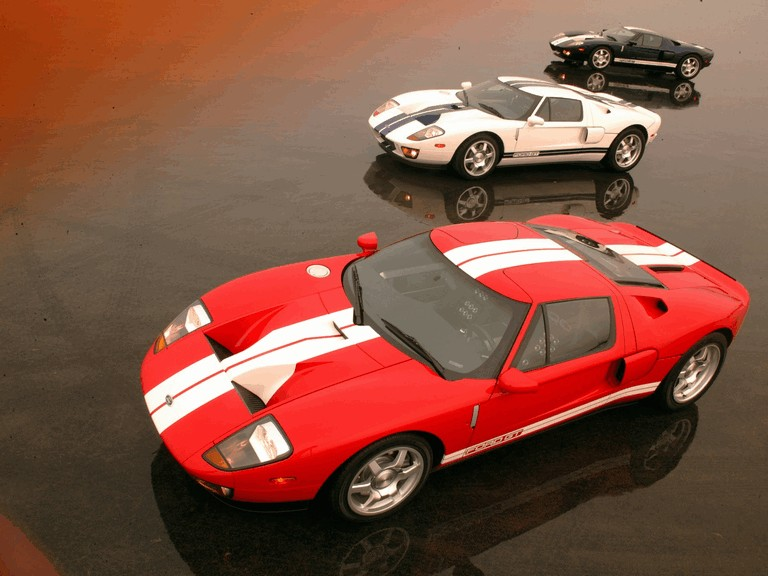 2004 Ford GT40 201754