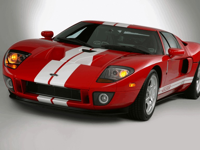 2004 Ford GT40 201755