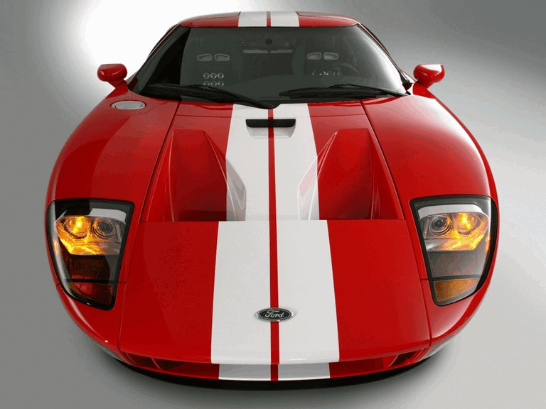 2004 Ford GT40 201758