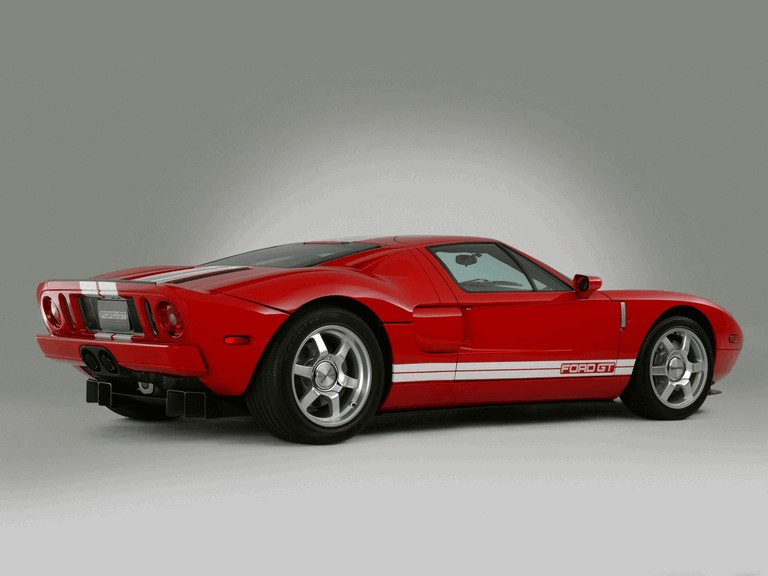 2004 Ford GT40 201759
