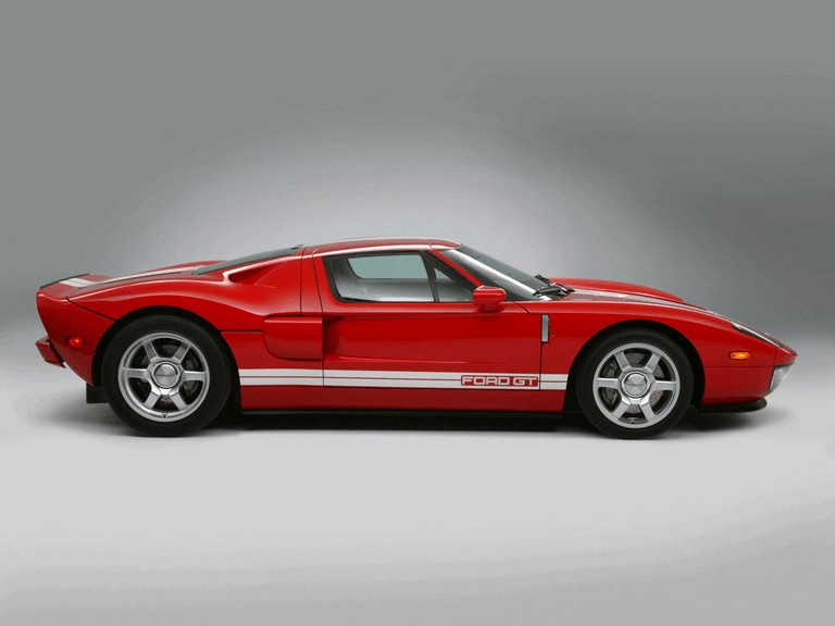 2004 Ford GT40 201760