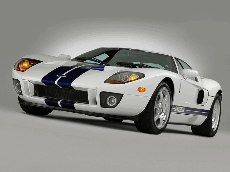 2004 Ford GT40 201766