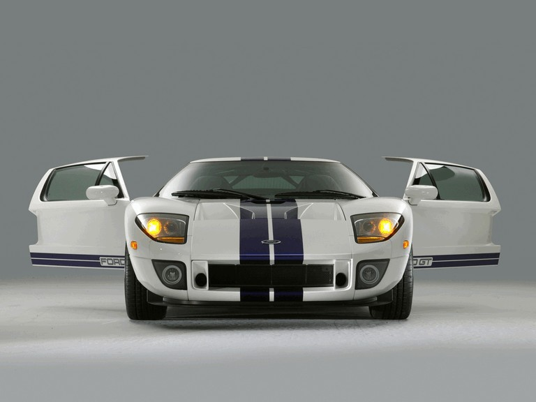 2004 Ford GT40 201767