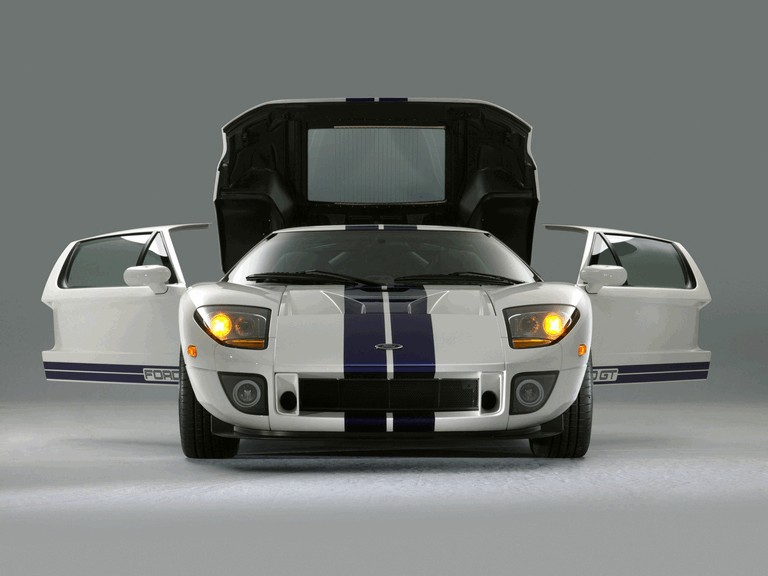 2004 Ford GT40 201768