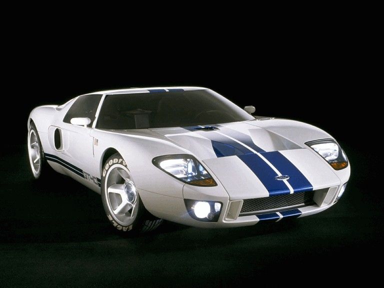 2004 Ford GT40 201775