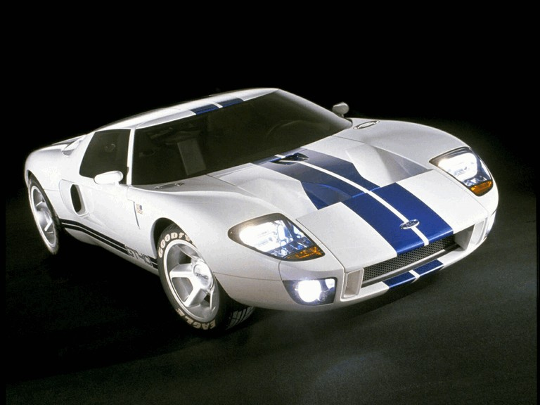 2004 Ford GT40 201776