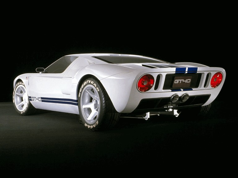 2004 Ford GT40 201777